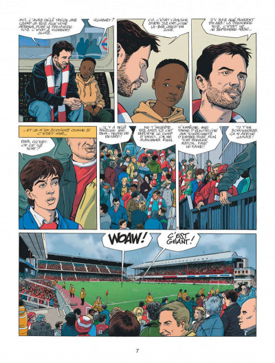Page 7 Arsenal FC tome 1