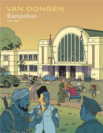 Couverture Rampokan