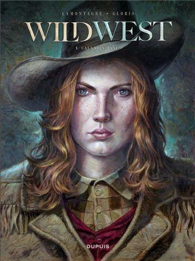 Couverture Wild west tome 1