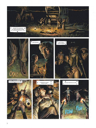 Page 4 Wild west tome 1