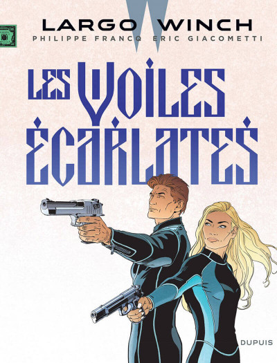 Couverture Largo Winch tome 22