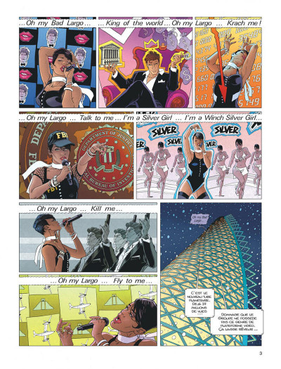 Page 3 Largo Winch tome 22