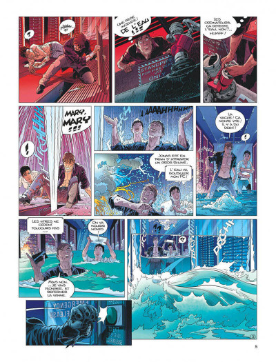 Page 5 Largo Winch tome 22
