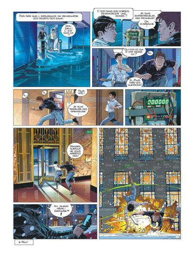 Page 6 Largo Winch tome 22