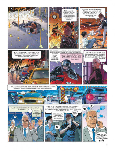 Page 7 Largo Winch tome 22