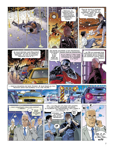 Page 8 Largo Winch tome 22