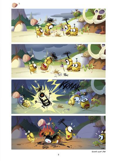 Page 6 Les minions tome 3