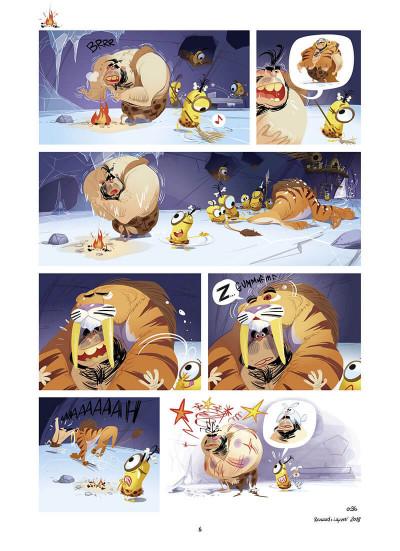 Page 7 Les minions tome 3