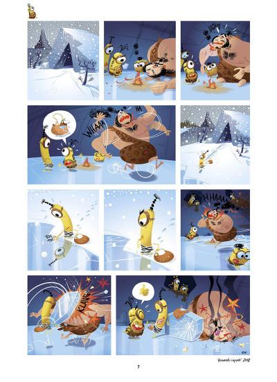 Page 8 Les minions tome 3