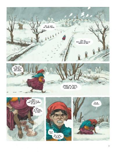 Page 7 Django main de feu