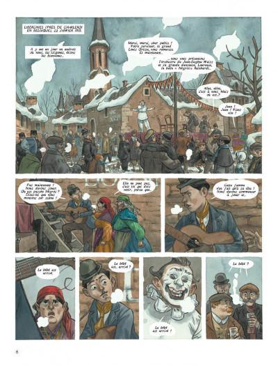 Page 8 Django main de feu