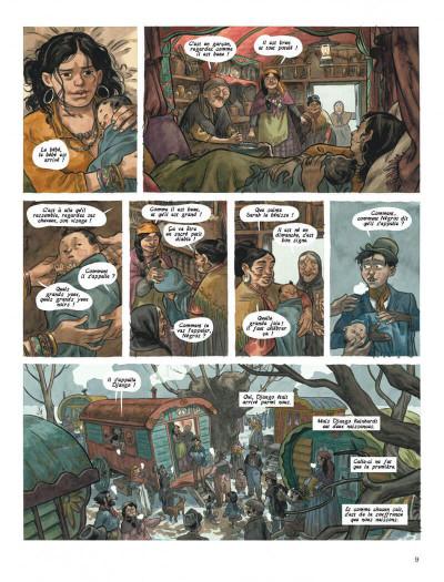 Page 9 Django main de feu