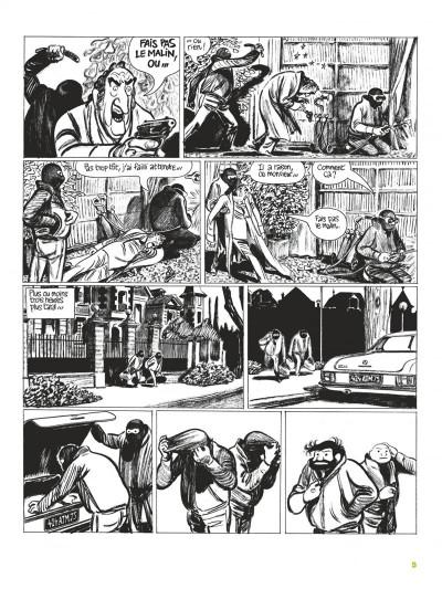 Page 4 Les cahiers de Tif et Tondu tome 1