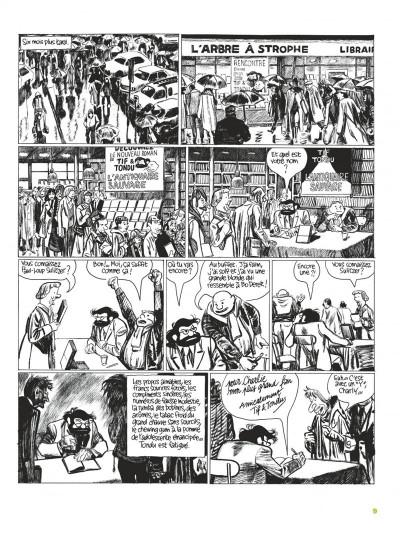 Page 9 Les cahiers de Tif et Tondu tome 1