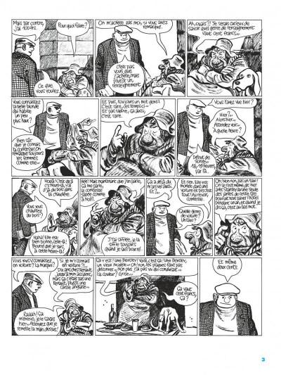 Page 3 Les cahiers Tif et Tondu tome 2