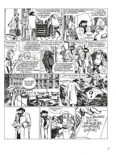 Page 7 Les cahiers Tif et Tondu tome 2
