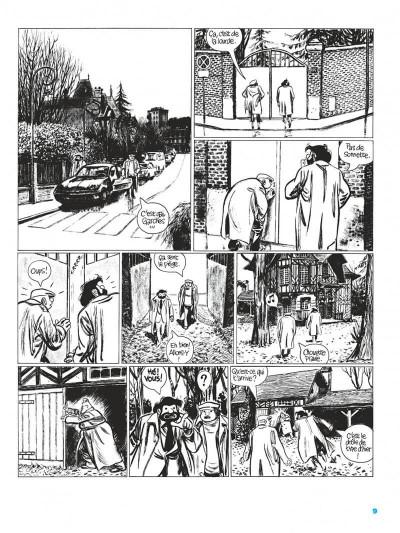 Page 9 Les cahiers Tif et Tondu tome 2