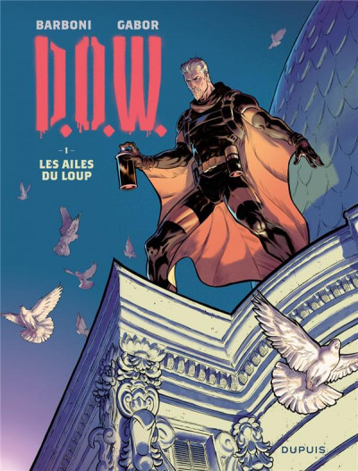 Couverture D.O.W. tome 1