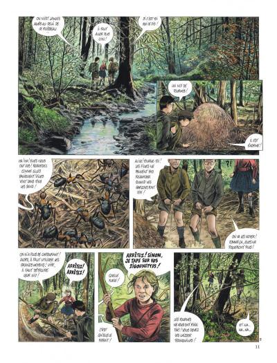 Page 1 Le chalet bleu