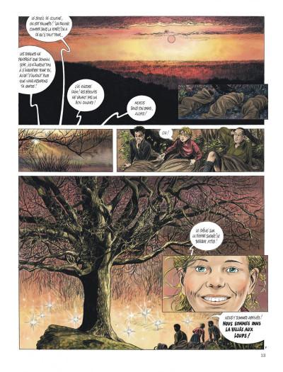 Page 3 Le chalet bleu