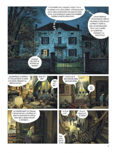 Page 5 Le chalet bleu