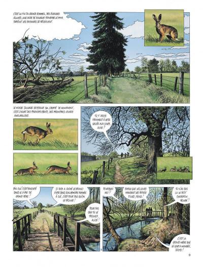 Page 9 Le chalet bleu
