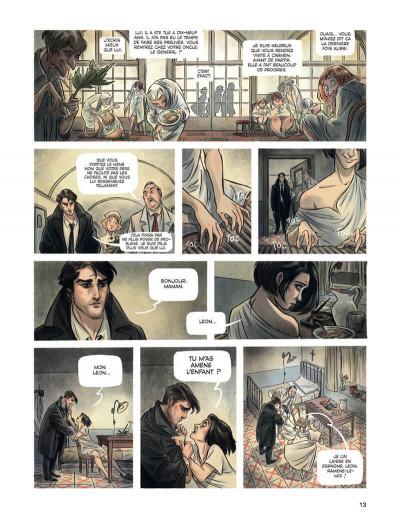 Page 3 Contrapaso tome 1