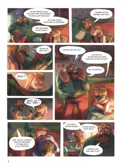Page 4 La boîte à musique tome 2