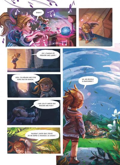 Page 7 La boîte à musique tome 2