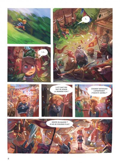 Page 8 La boîte à musique tome 2