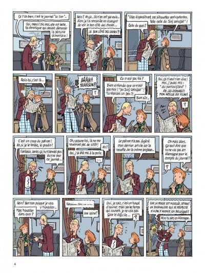 Page 4 Spirou - l'espoir malgré tout tome 2