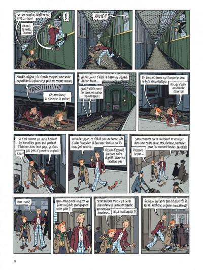 Page 6 Spirou - l'espoir malgré tout tome 2