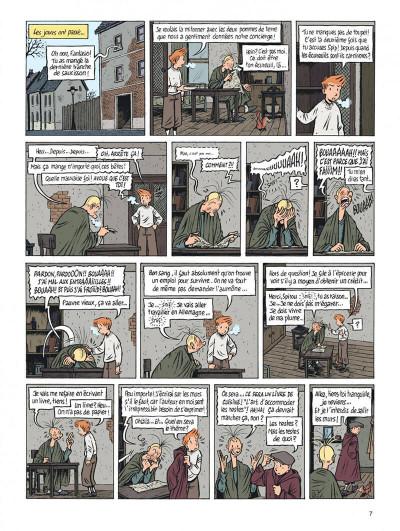 Page 7 Spirou - l'espoir malgré tout tome 2