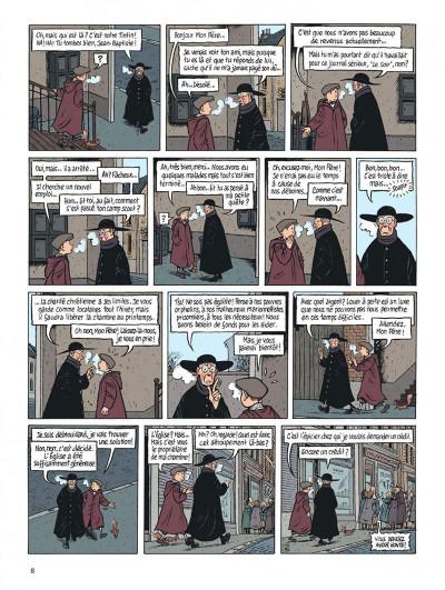 Page 8 Spirou - l'espoir malgré tout tome 2