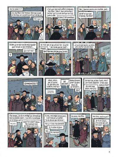 Page 9 Spirou - l'espoir malgré tout tome 2