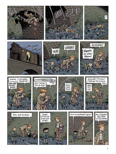 Page 7 Spirou - l'espoir malgré tout tome 3