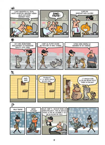 Page 9 Nelson tome 21