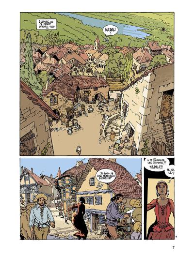 Page 8 Le gitan des mers - intégrale