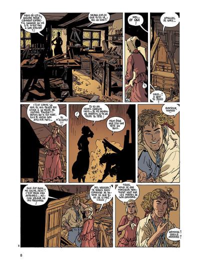 Page 9 Le gitan des mers - intégrale
