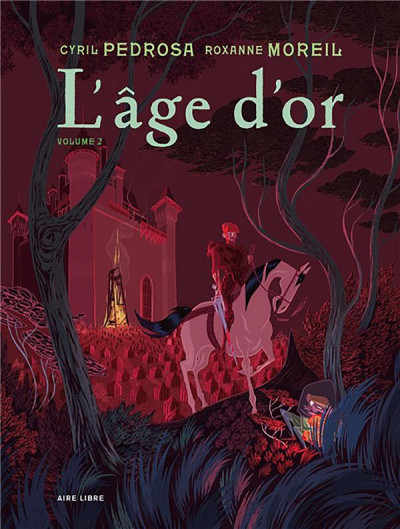 Couverture L'âge d'or tome 2