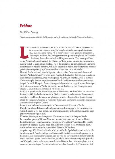 Page 2 La véritable histoire vraie tome 6 - Attila