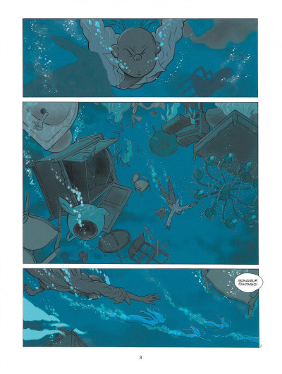 Page 3 Spirou - Pacific palace