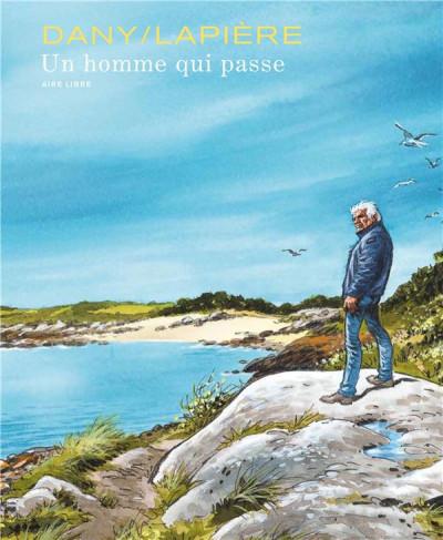 Couverture Un homme qui passe (édition speciale) + ex-libris offert