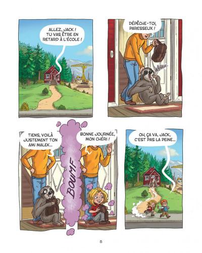Page 5 Animal jack tome 1