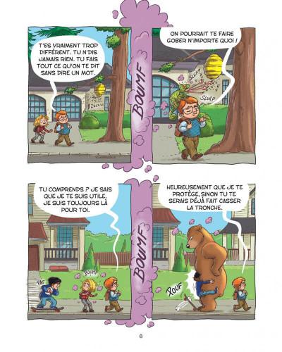Page 6 Animal jack tome 1