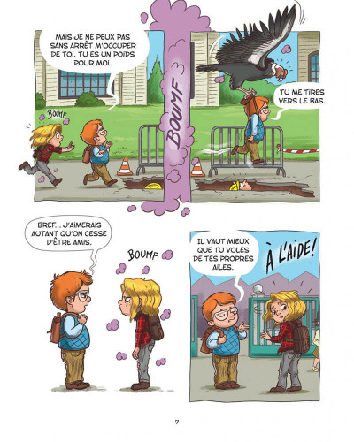 Page 7 Animal jack tome 1