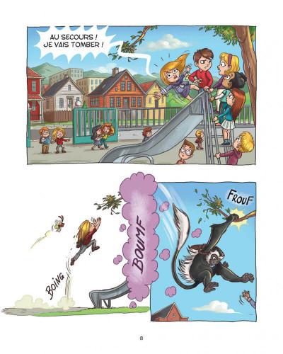 Page 8 Animal jack tome 1