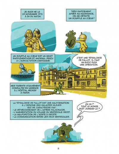 Page 8 À coeur ouvert