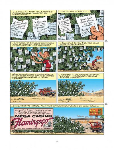 Page 3 Marsupilami tome 32