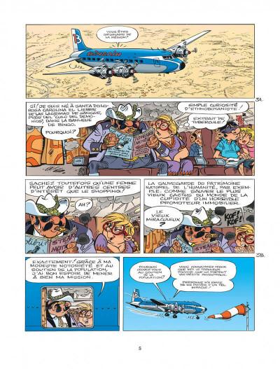 Page 5 Marsupilami tome 32